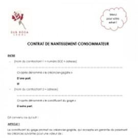 Pandcontract - B2C (FR)
