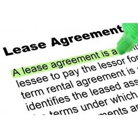 Contrat de bail commercial de courte durée (NL)
